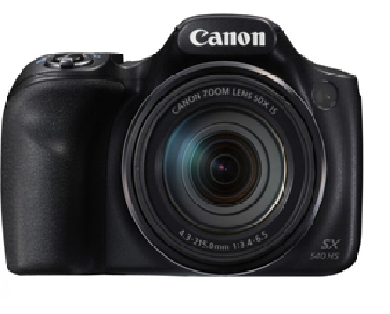 Description: anon PowerShot SX540 HS Digital Camera